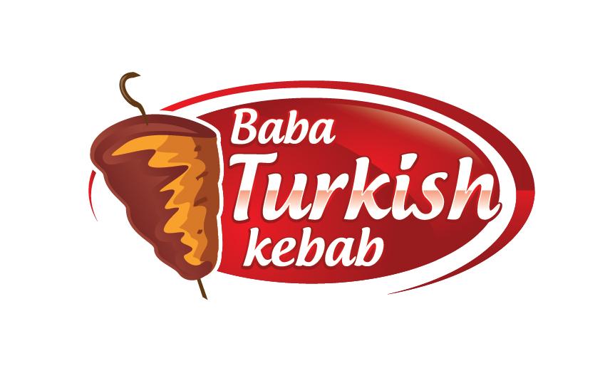 Prime Point Communications Baba Turkish Kebab Logo